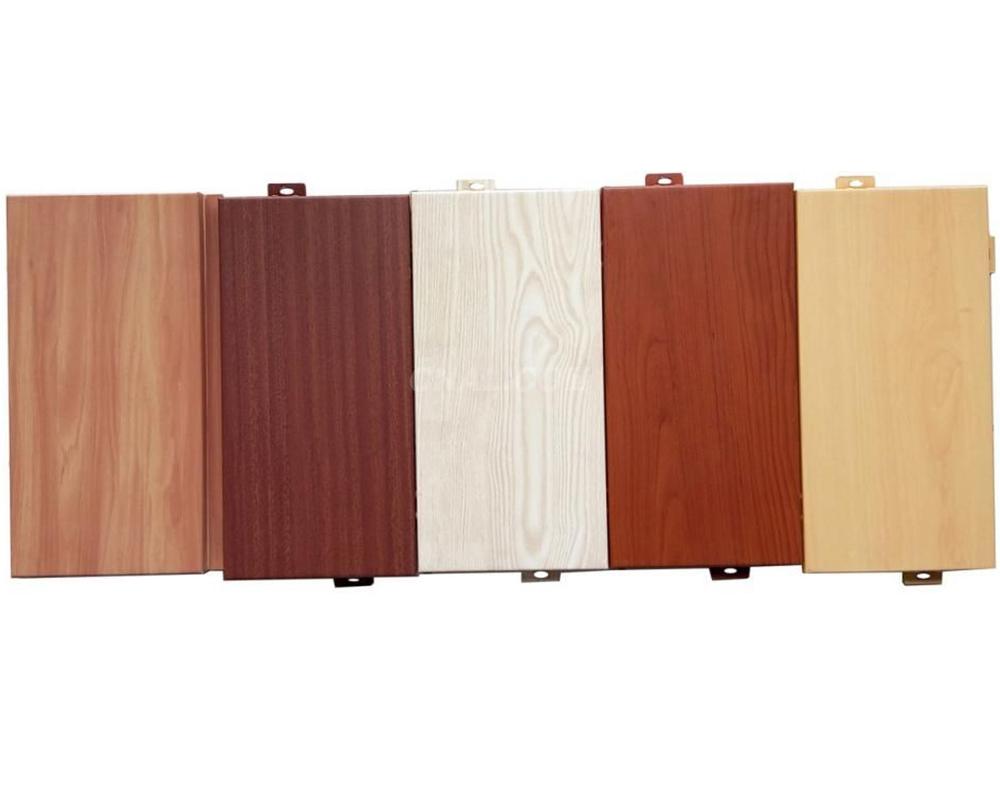 仿木纹铝单板,设计师最爱用的材料
