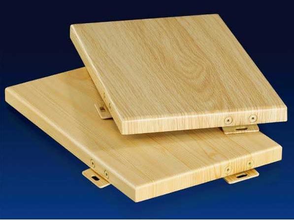 云象建材的木纹铝单板有哪几个特点你知道吗
