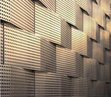 为什么说云南铝单板幕墙可以减轻建筑物的重量?