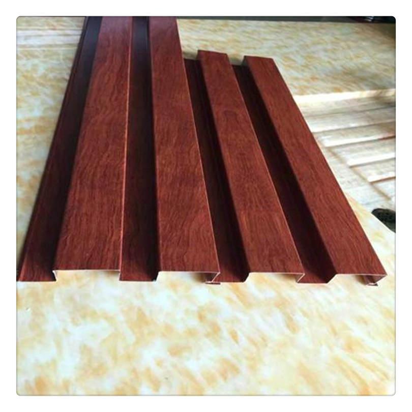 云南铝单板厂家的木纹铝单板价格工艺特点