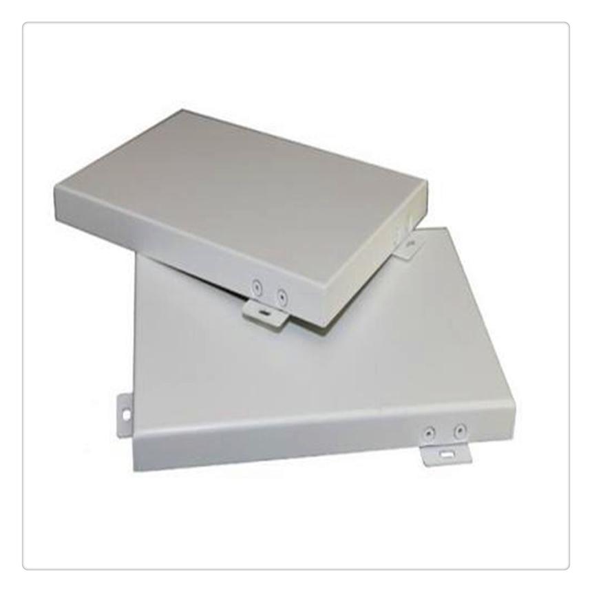 氟碳铝单板应用场景