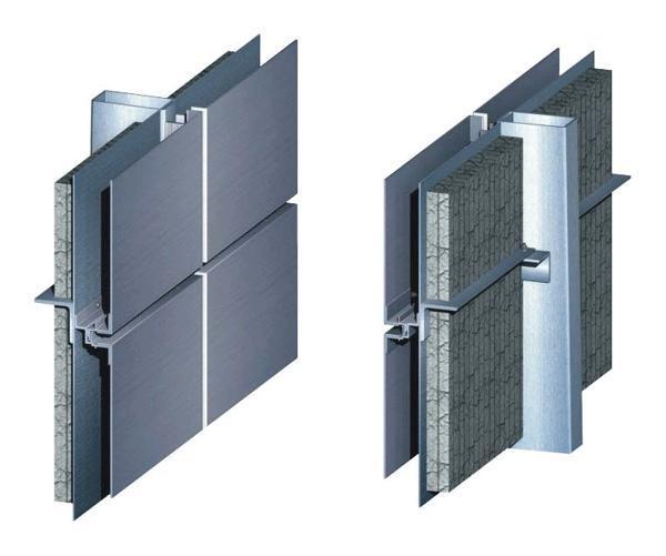 最新的氟碳铝单板安装方法及注意事项