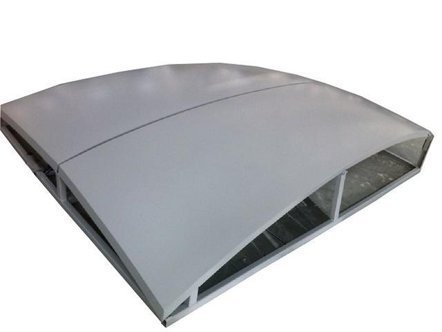 曲面铝单板幕墙