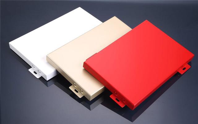 云南氟碳铝单板的特性和聚酯漆和氟碳漆的区别