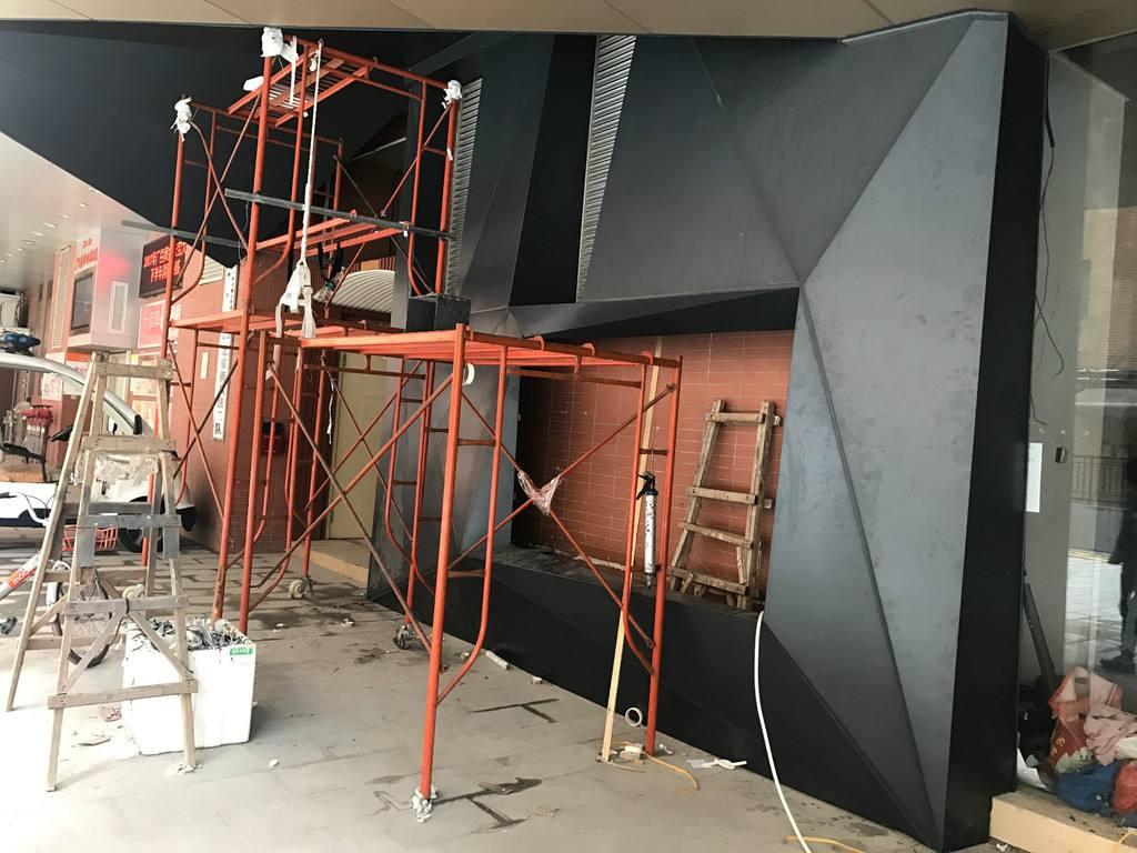 云南铝单板厂家铝单板幕墙从下单到安装的整个流程