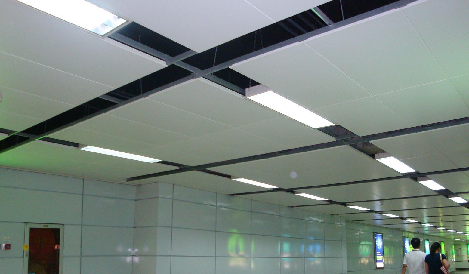 无缝铝单板吊顶怎么安装及施工技巧