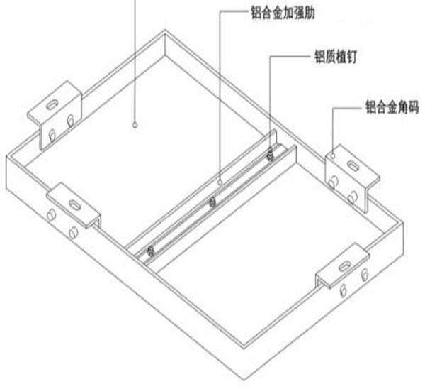 铝单板幕墙的角码怎么设计,又要怎么安装