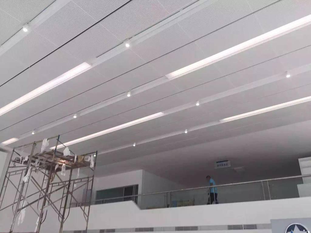 铝单板详细加工工艺流程,以及铝单板幕墙的安装小技巧