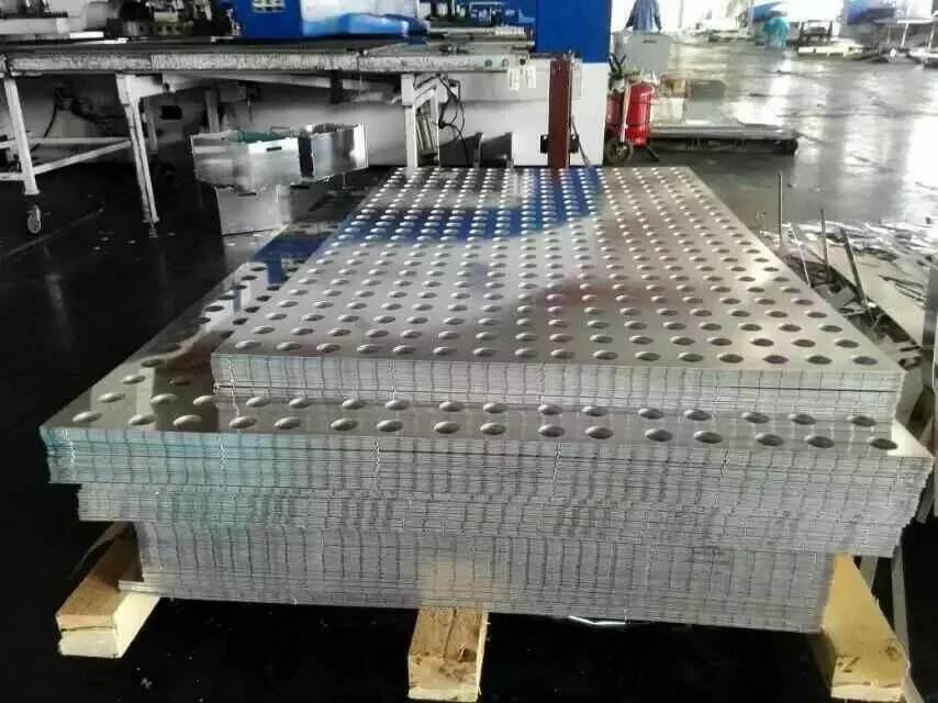 氟碳铝单板钣金生产工艺流程