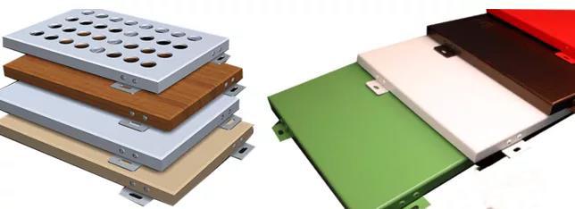 幕墙铝单板表面喷涂处理方法