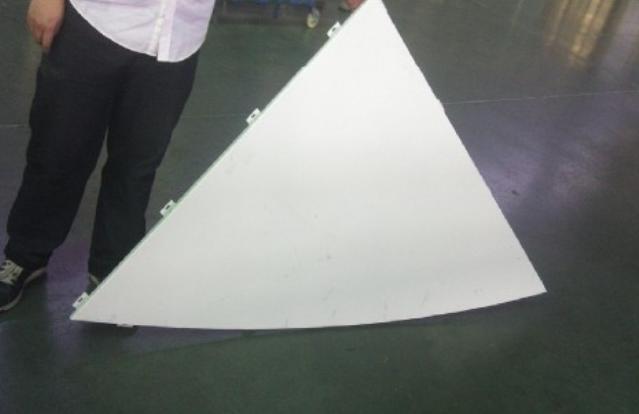 幕墙铝单板板型与价格及交货期分析,单元分割成本关系