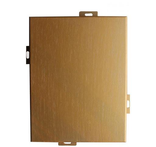 量身定制的幕墙铝单板,交货时间更快