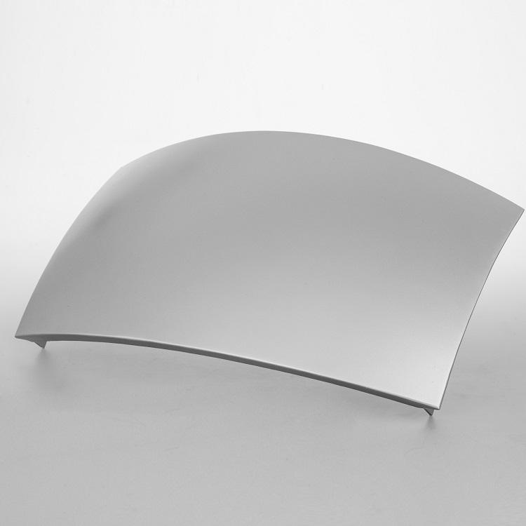 氟碳铝单板安装过程中正确配色的四个步骤