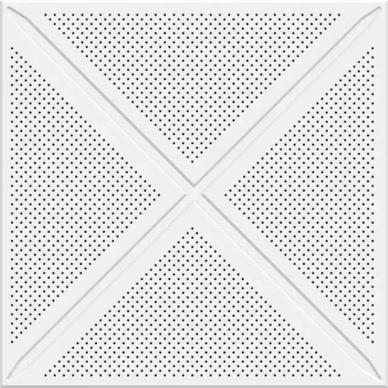 铝单板天花板的安装过程