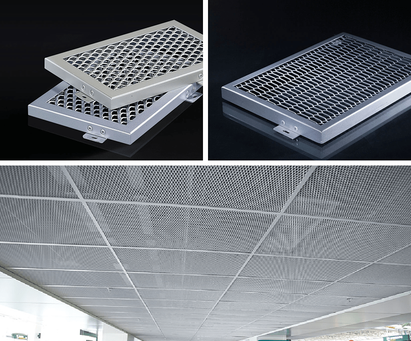 装饰铝单板天花板的各种方法