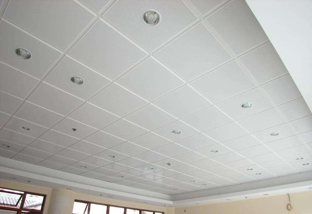 氟碳铝单板木纹铝单板天花板铝单板的安装过程