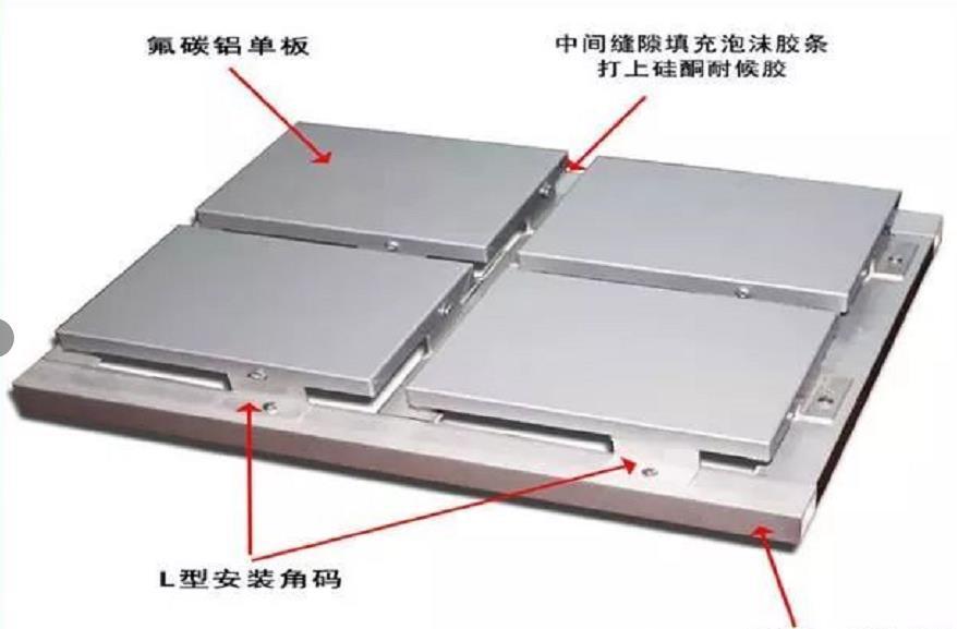 幕墙铝单板的角码是如何设计安装的