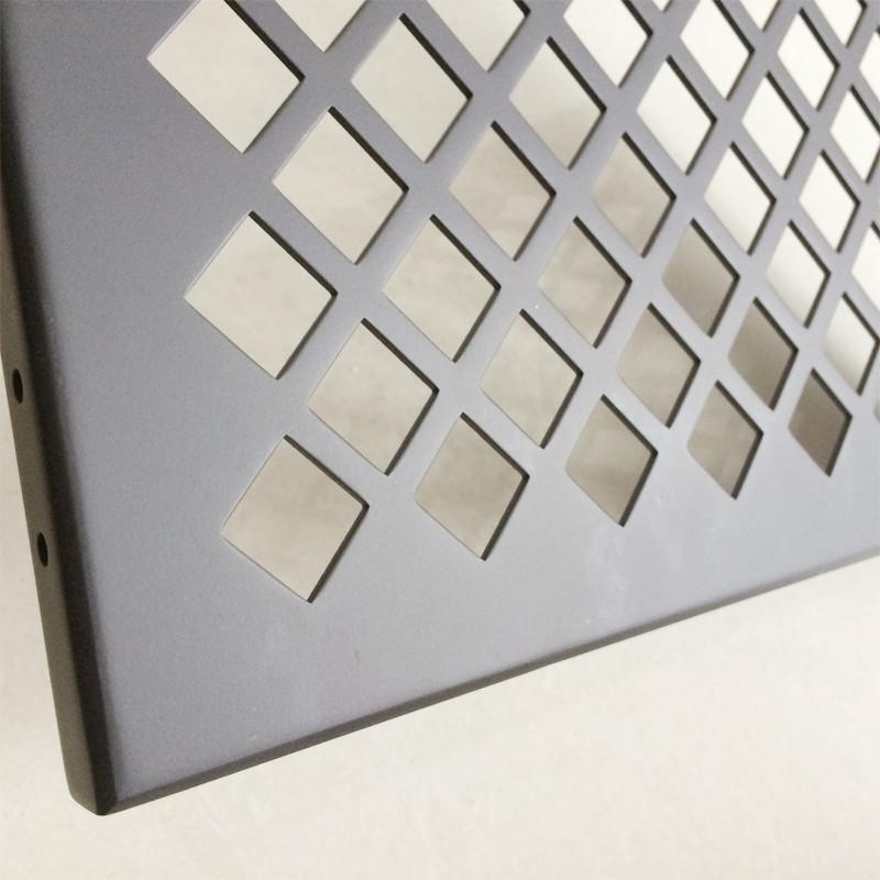 花式外墙铝穿孔铝单板图片大全
