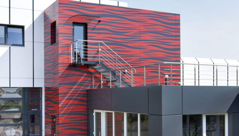 彩涂氟碳铝单板表面处理