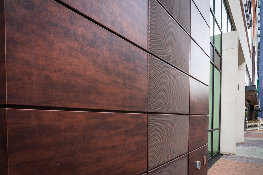 铝单板表面颜色色系分类