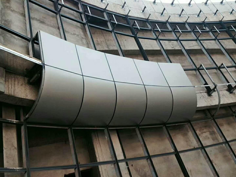 铝单板幕墙干挂的方法,以及技术细节