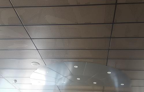 铝单板吊顶天花的安装方法以及安装时的注意事项一