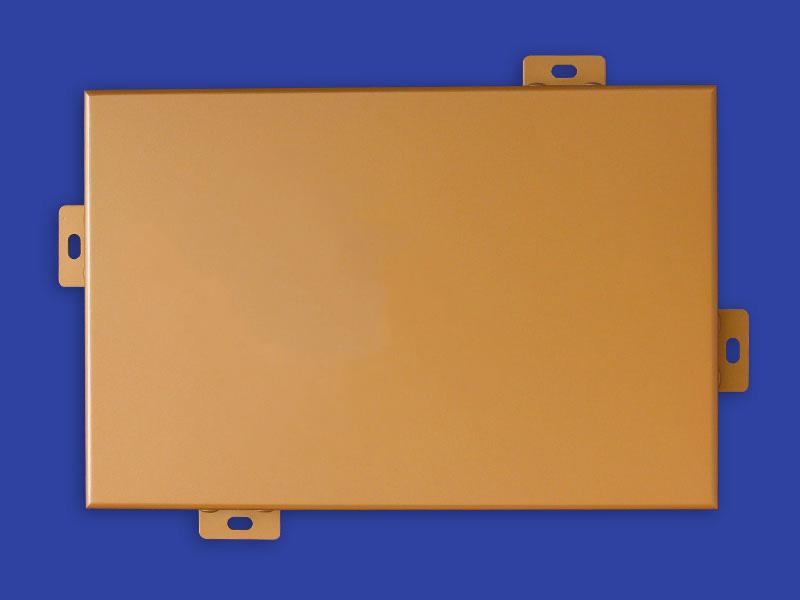 幕墙用实心氟碳铝单板