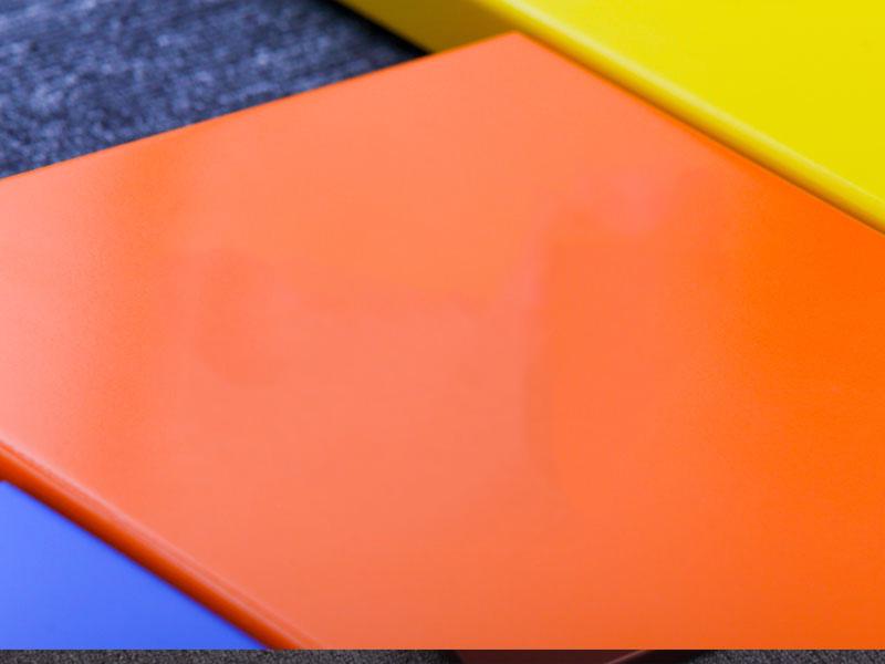一种环保型氟碳铝单板及其制备方法-技术领域
