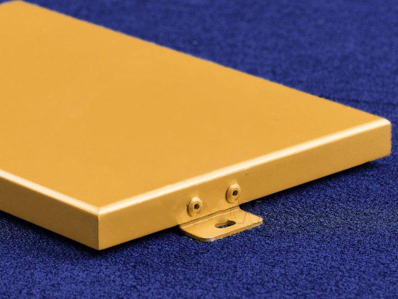 氟碳铝单板厂家介绍氟碳铝单板