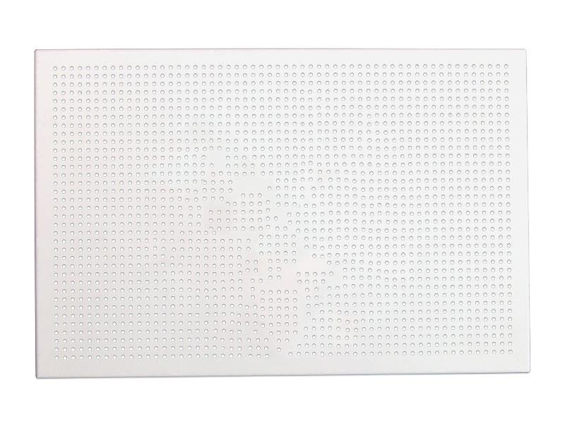 穿孔铝单板用于内部和外部美学建筑墙