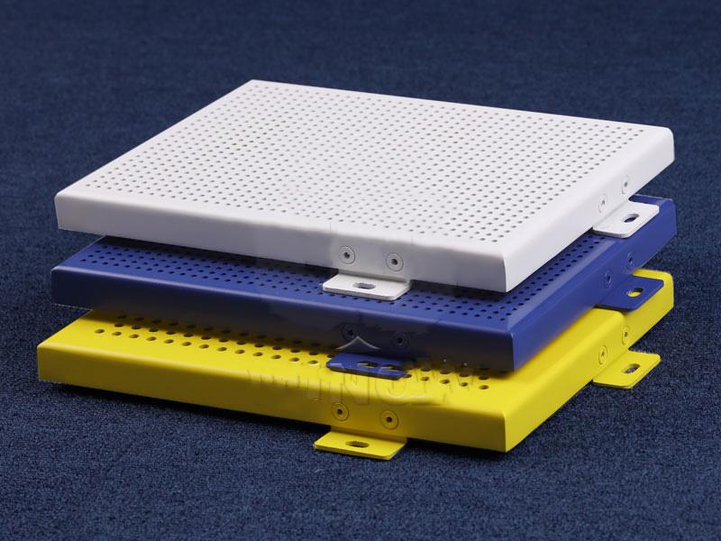 耐紫外线氟碳铝单板-实施方法