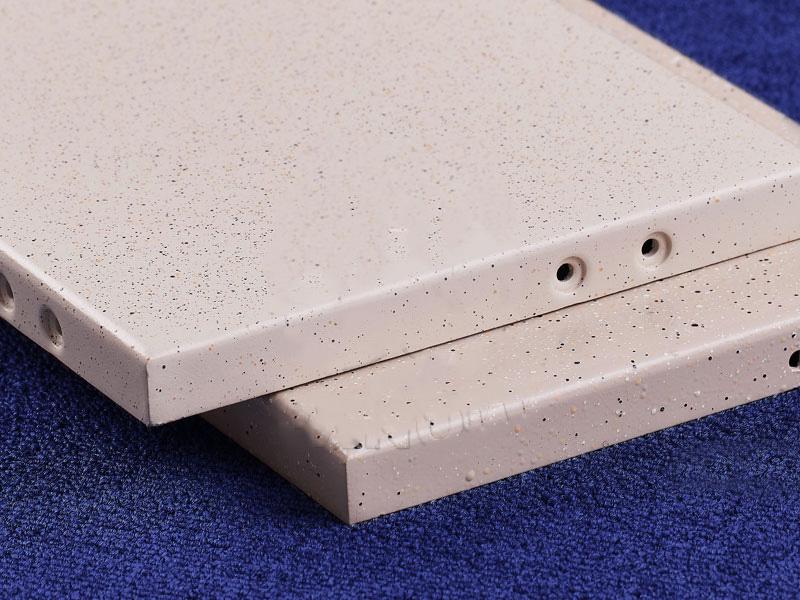 防石纹铝单板幕墙规划优势