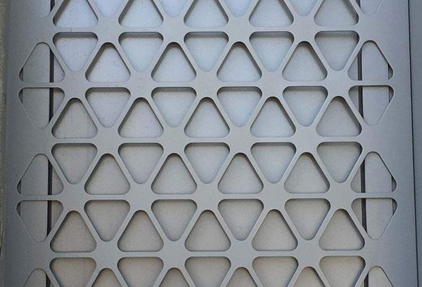数控雕刻空心雕花铝单板
