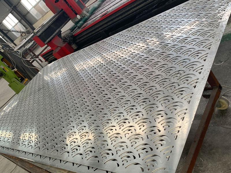 装饰材料铝单板的详细产品描述