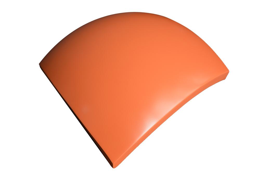 什么是氟碳铝单板喷涂中的干喷?