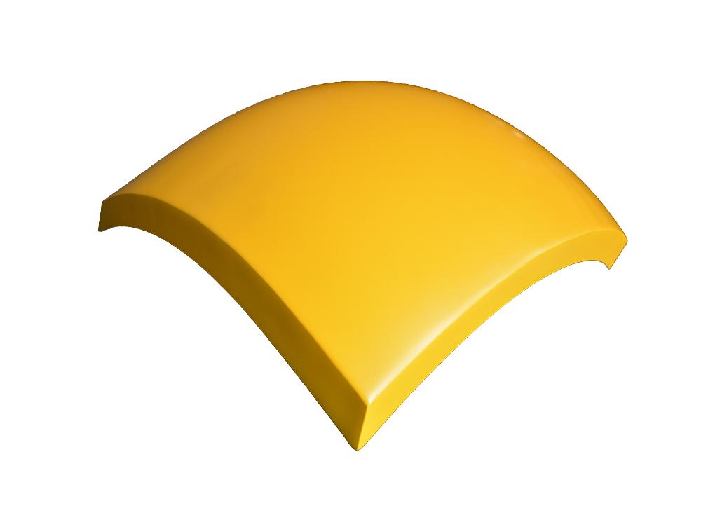 表面涂覆氮掺杂纳米二氧化钛薄膜的可见光响应自清洁氟碳铝单板-技术内容