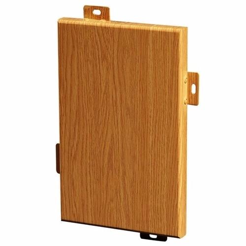 木纹铝单板与实木原木相比优劣势有哪些