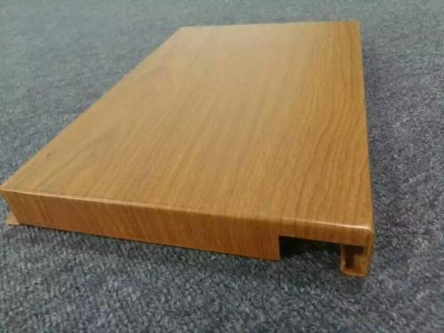 云南昆明的木纹氟碳铝单板都有些什么特点呢?