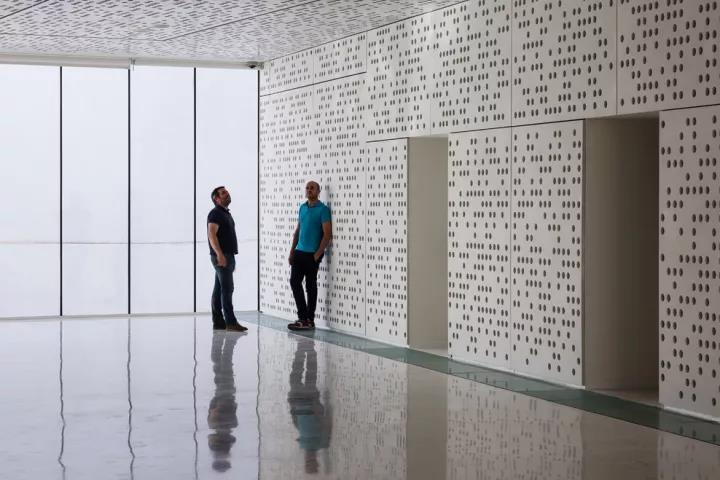 快速的选择高质量铝单板幕墙和优良的氟碳铝单板