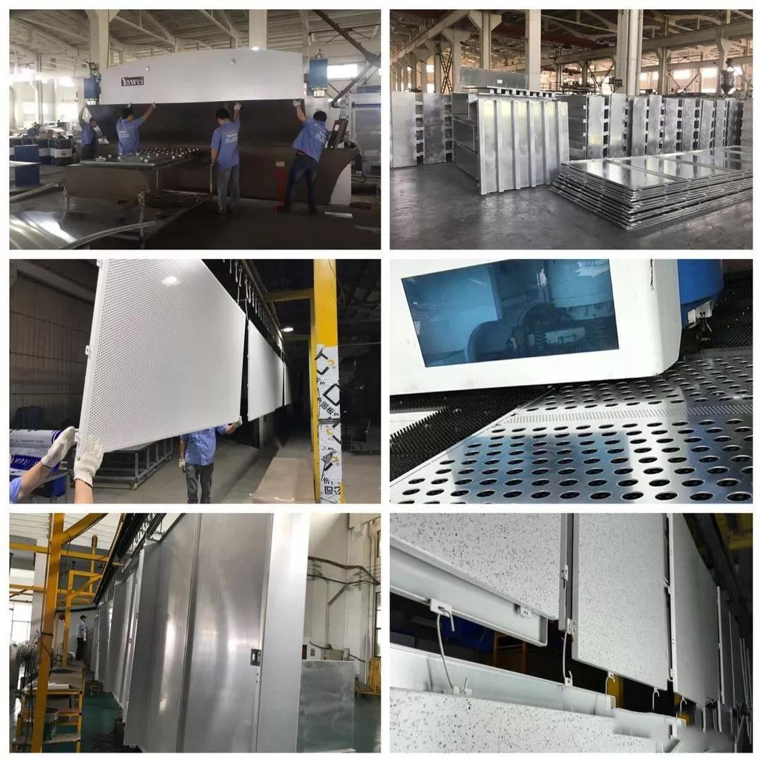 铝单板市场饱和,昆明铝单板厂家该怎么创新发展