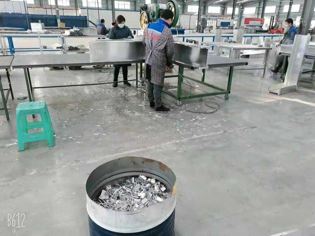 为中国建筑更有面子,云象铝单板厂家已经努力了16年